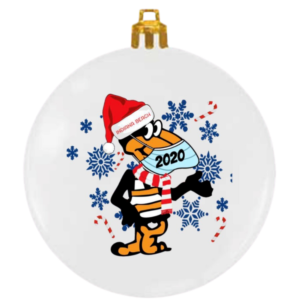 2020 INDIANA BEACH LIMITED EDITION CHRISTMAS ORNAMENT